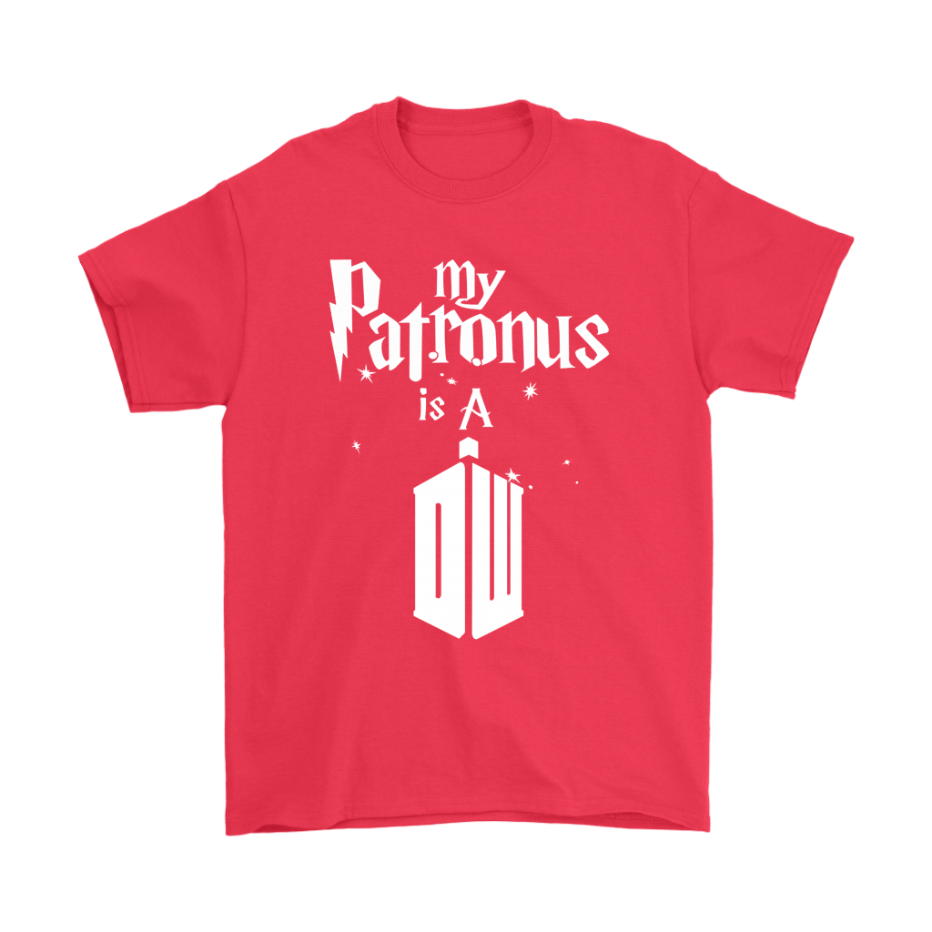 Harry Potter My Patronus Is A Doctor Who Shirts 5