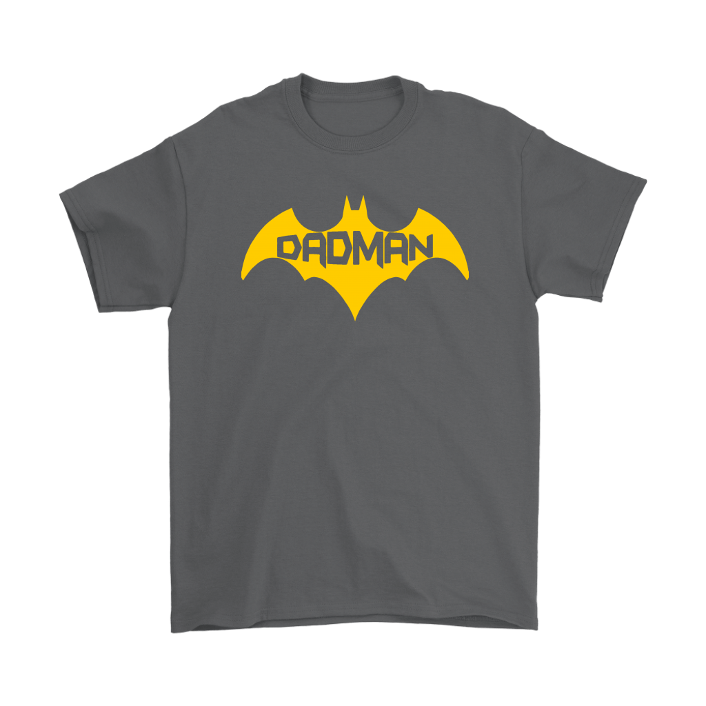 Dadman Father Batman Logo Shirts 11