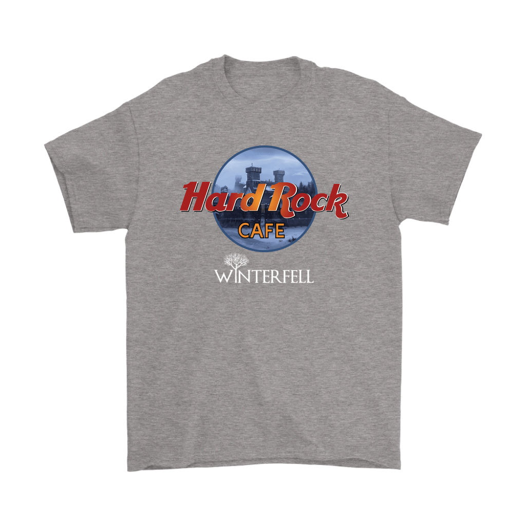 Hard Rock Cafe Winterfell Game Of Thrones Shirts 6