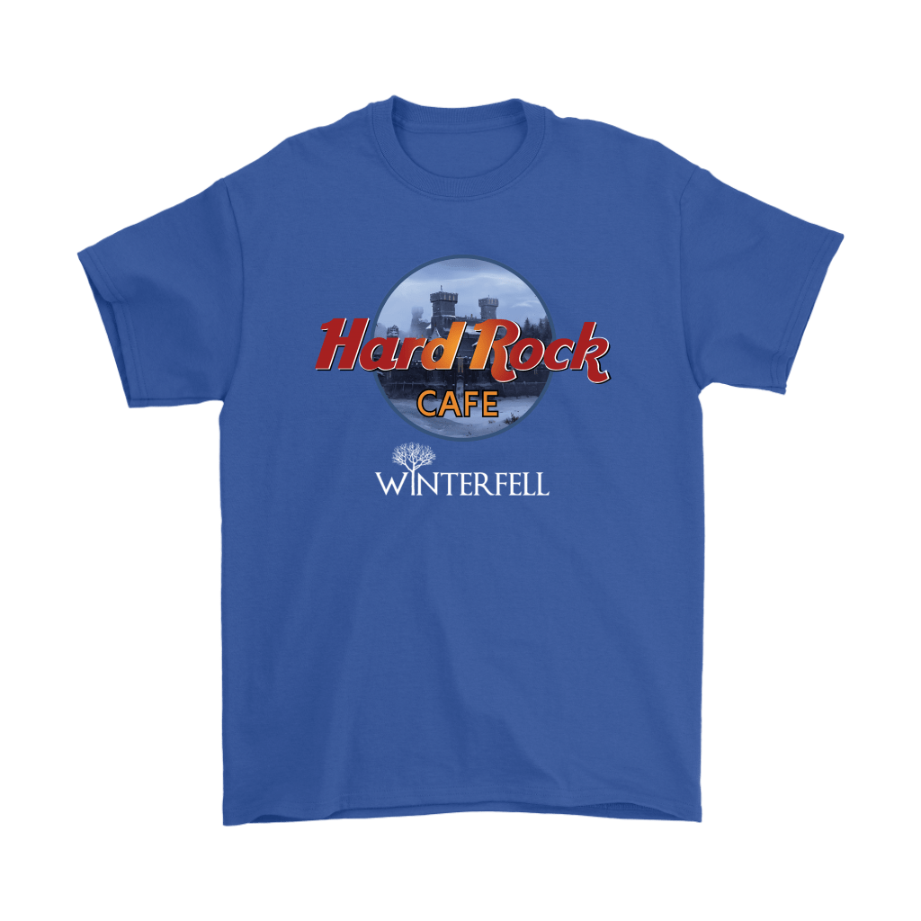 Hard Rock Cafe Winterfell Game Of Thrones Shirts 5