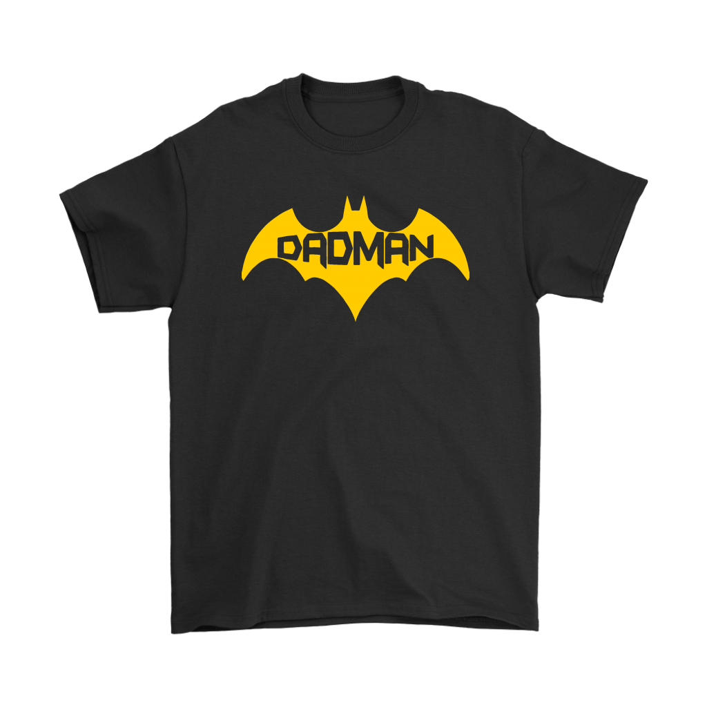 Dadman Father Batman Logo Shirts 1