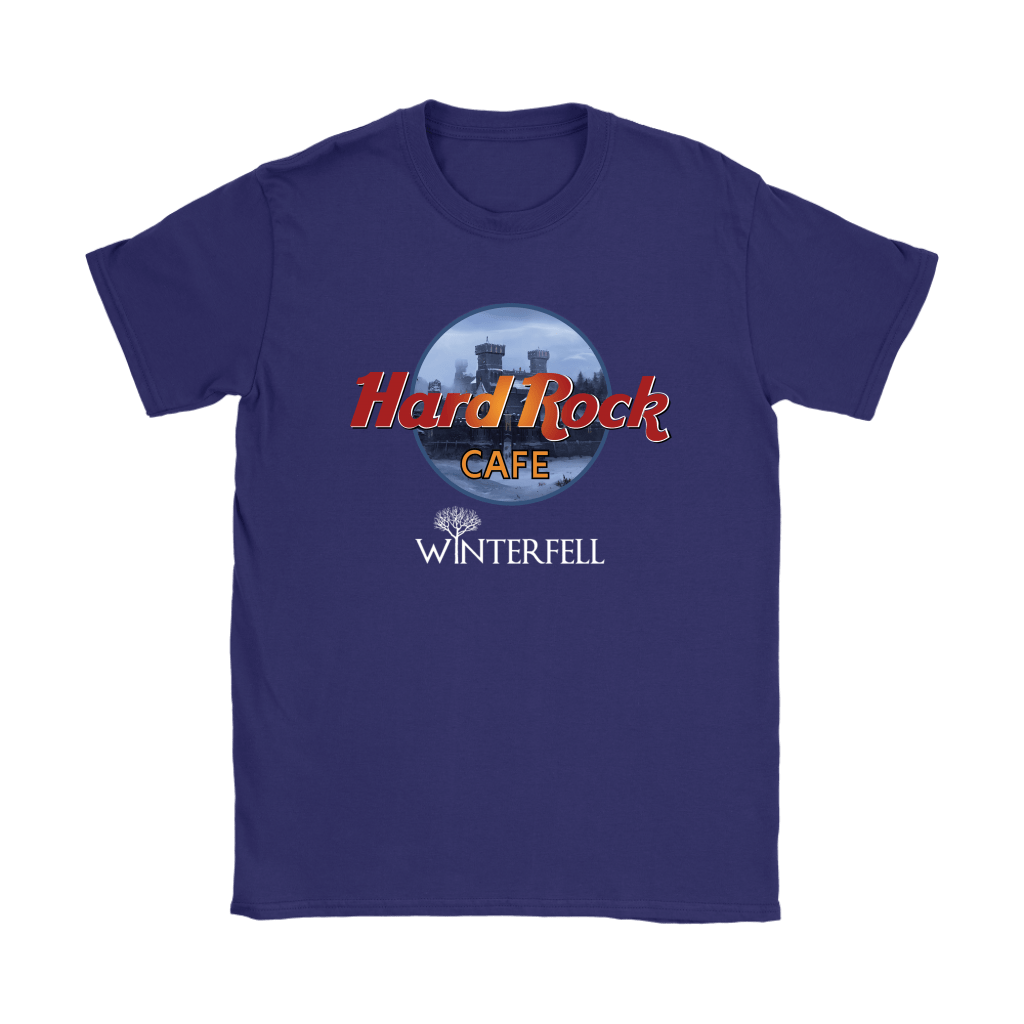 Hard Rock Cafe Winterfell Game Of Thrones Shirts 12