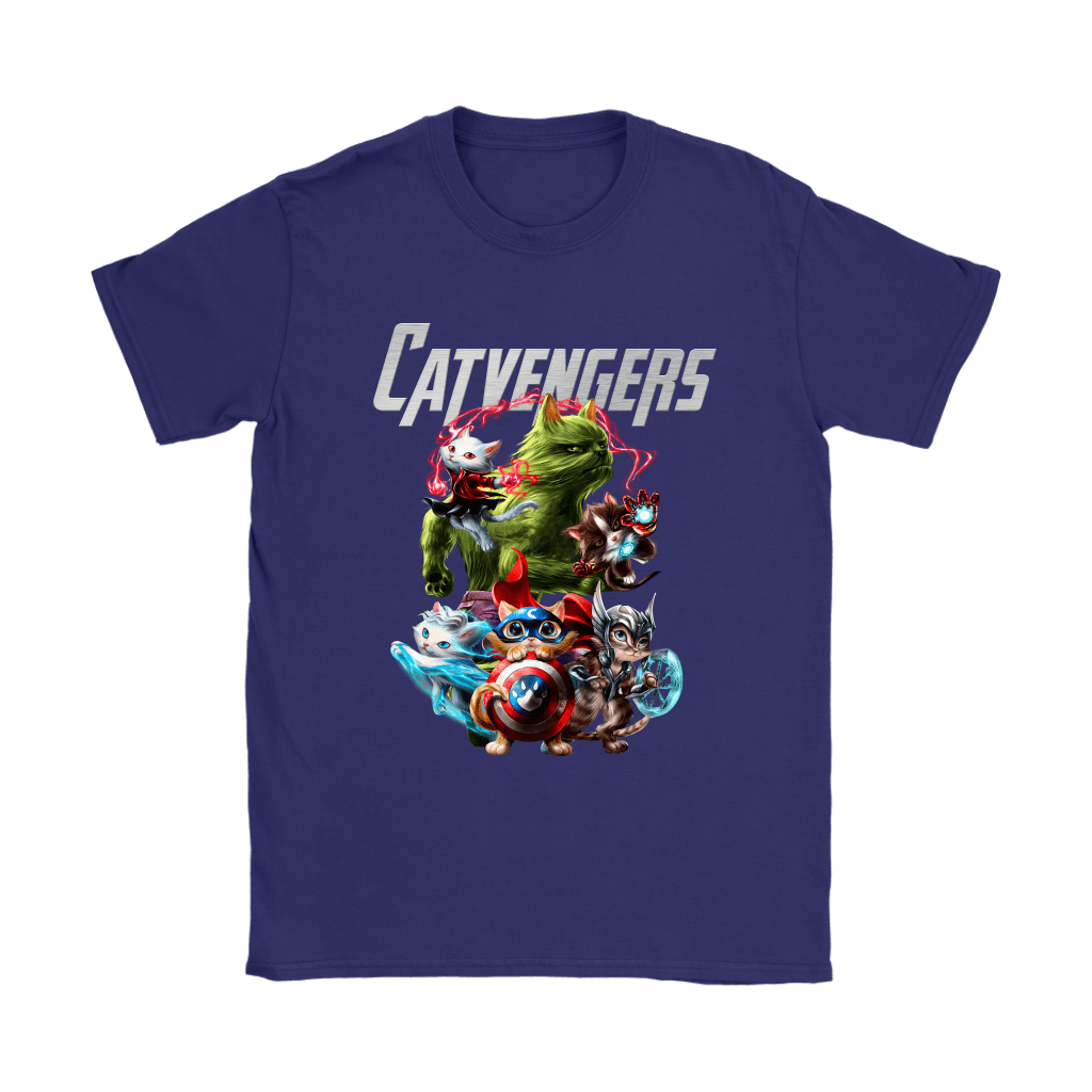 CatVengers Awesome Cats Avengers Shirts 21
