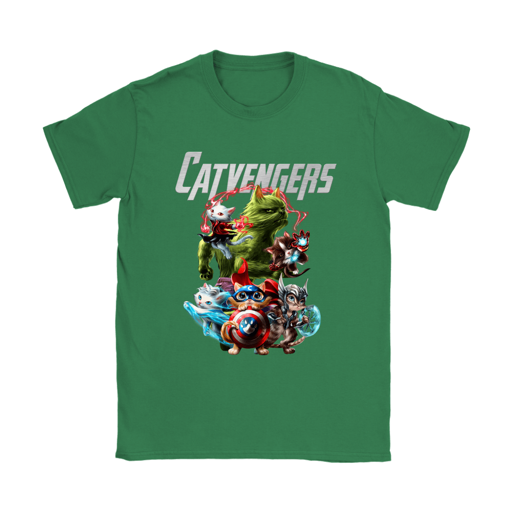 CatVengers Awesome Cats Avengers Shirts 12