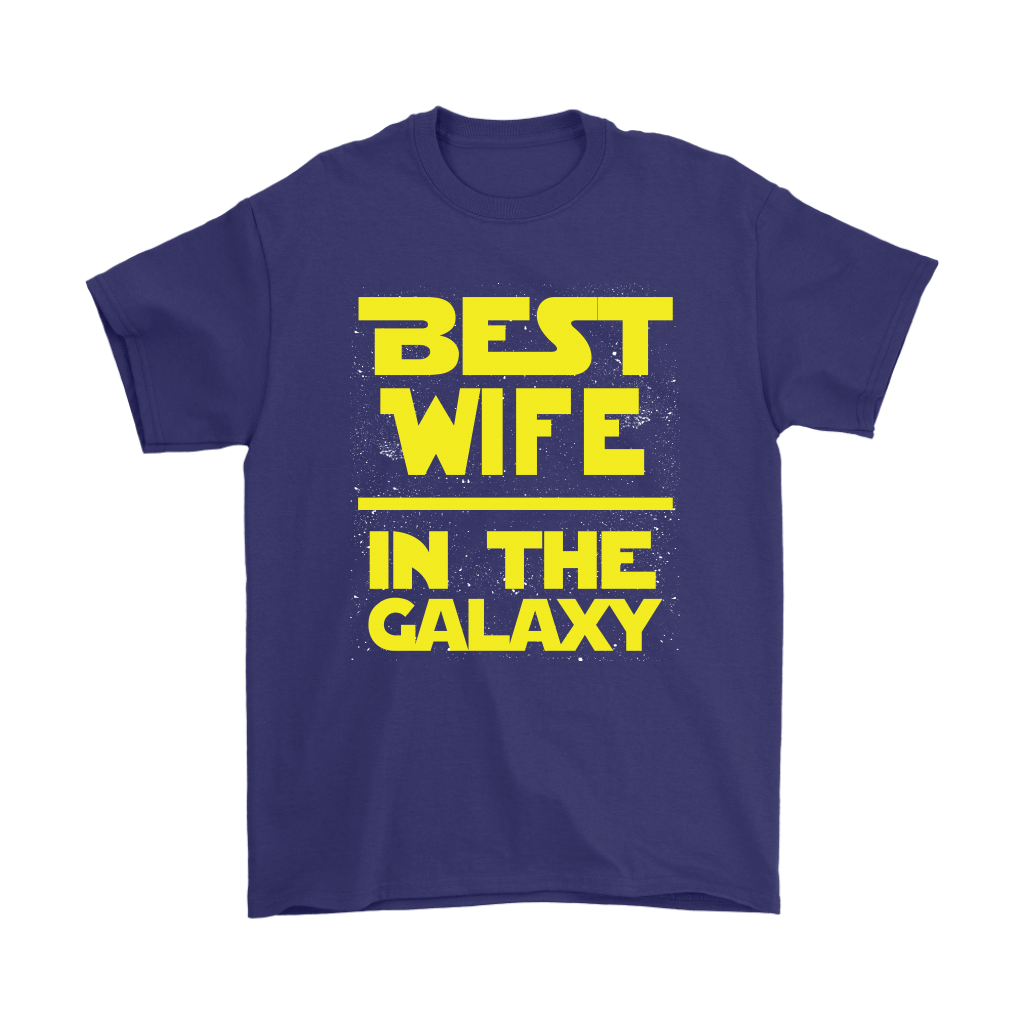 Best Wife In The Galaxy Star Wars Shirts 4