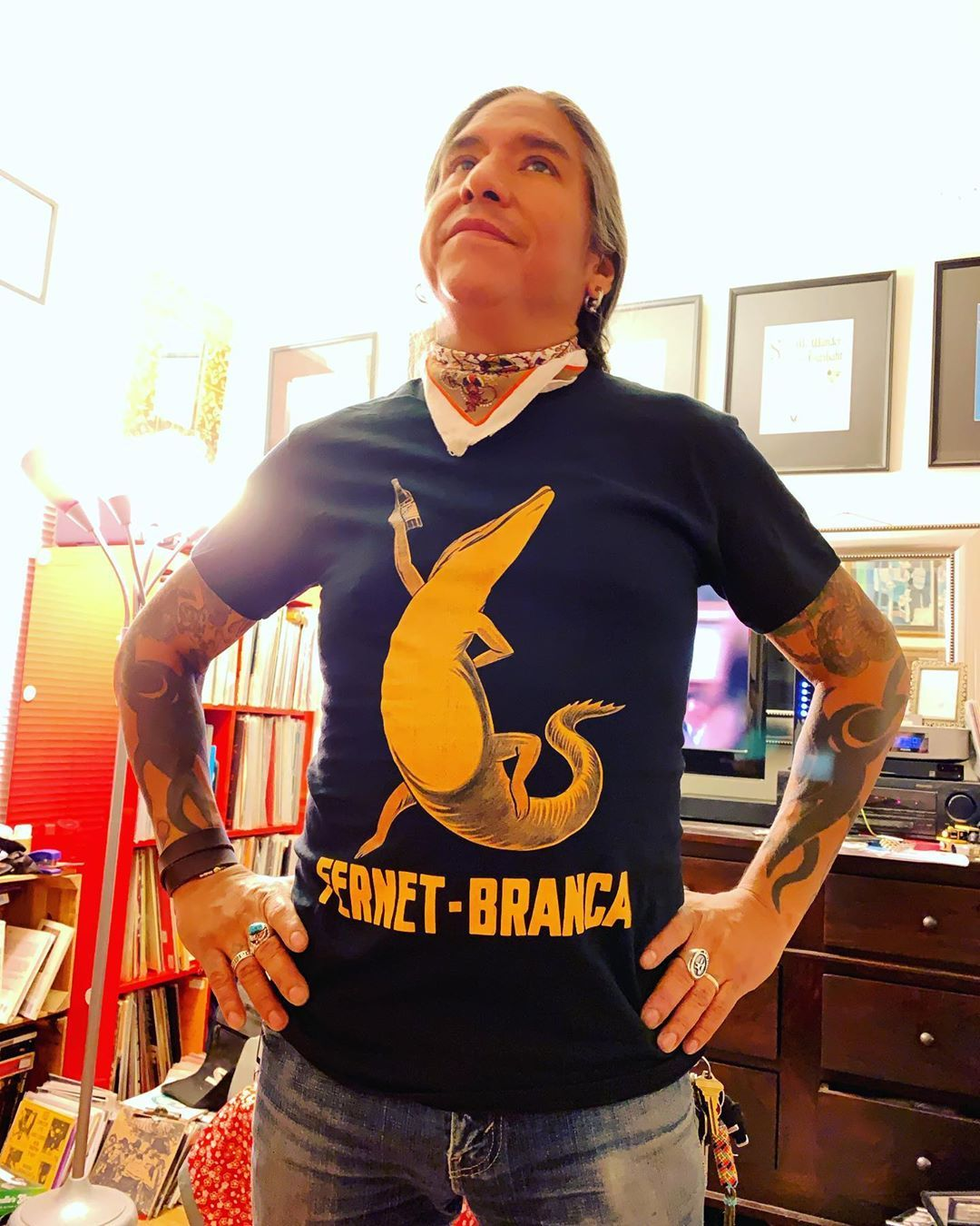 Crocodile Fernet Branca Shirts photo review