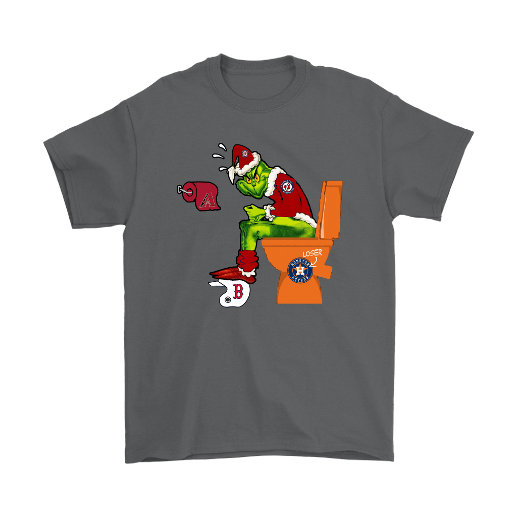 The Grinch Washington Nationals Shit On Other Teams MLB Shirts 2
