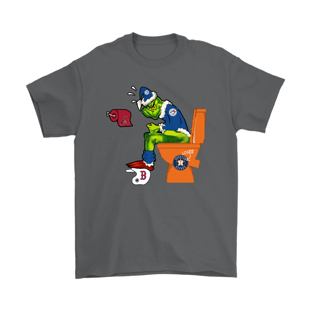 The Grinch Toronto Blue Jays Shit On Other Teams MLB Shirts 2