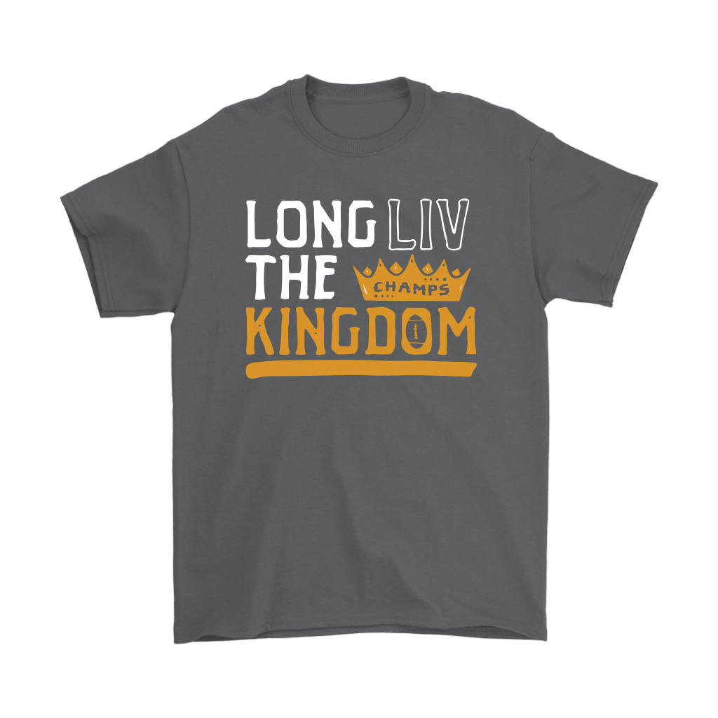 Long LIV The Champs Kansas City Chief Kingdom Super Bowl LIV Shirts 2