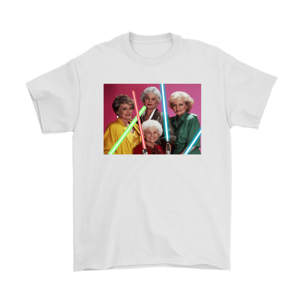 The Golden Girls Star Wars Mashup Shirts 7