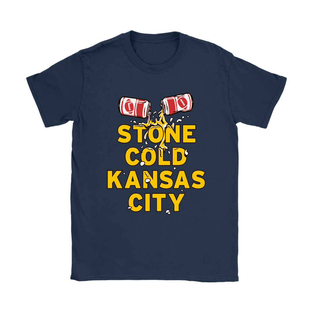 Stone Cold Kansas City Chief Football Beer Shirts 10