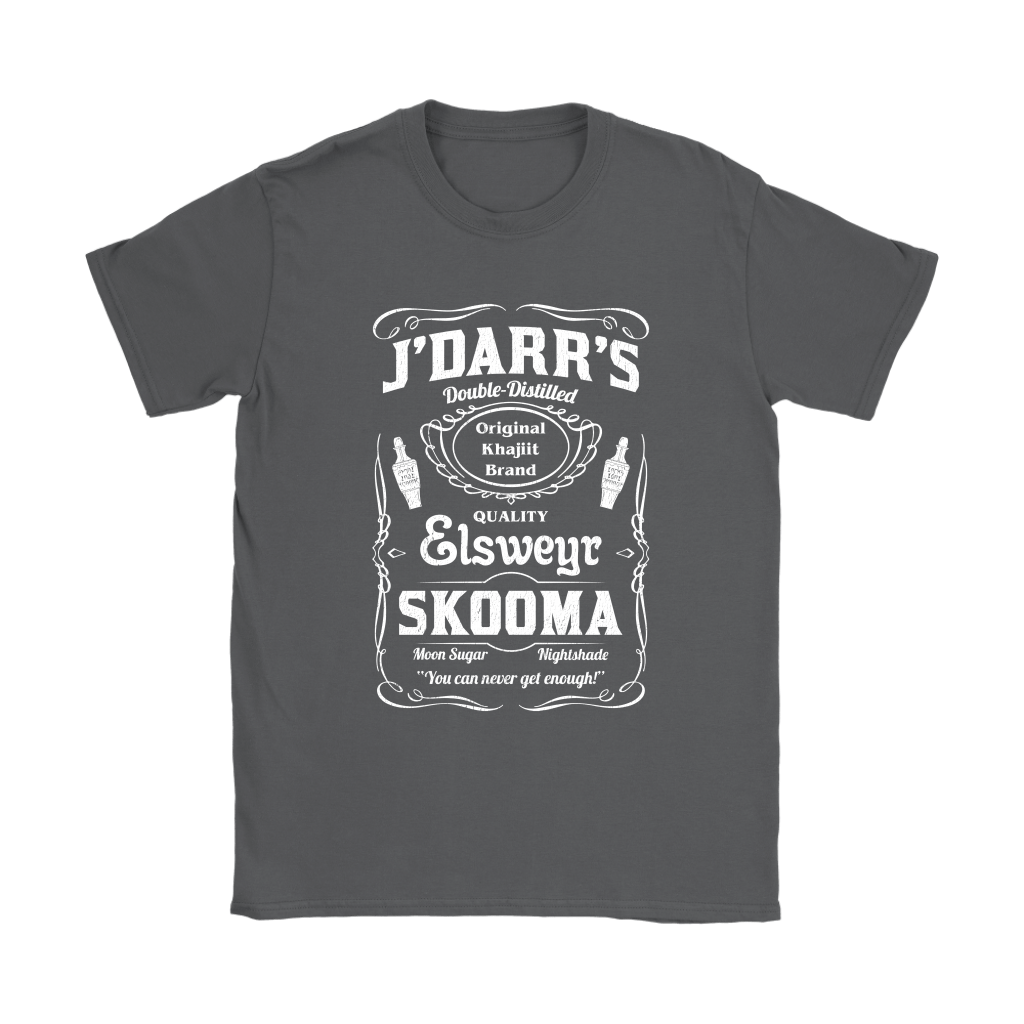 J'Darr's Double Distilled Quality Elsweyr Skooma Shirts 8