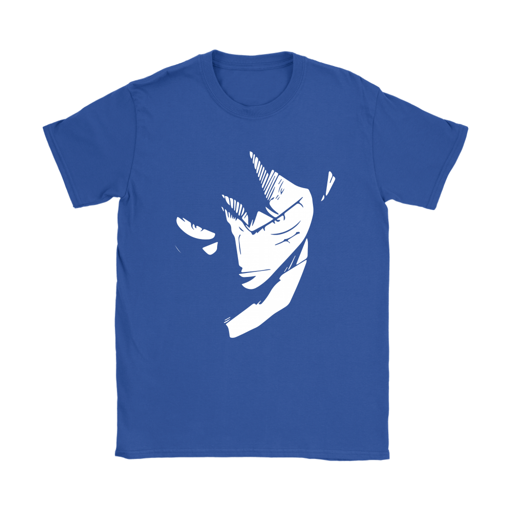 One Piece Serious Luffy Glares Shirts 11