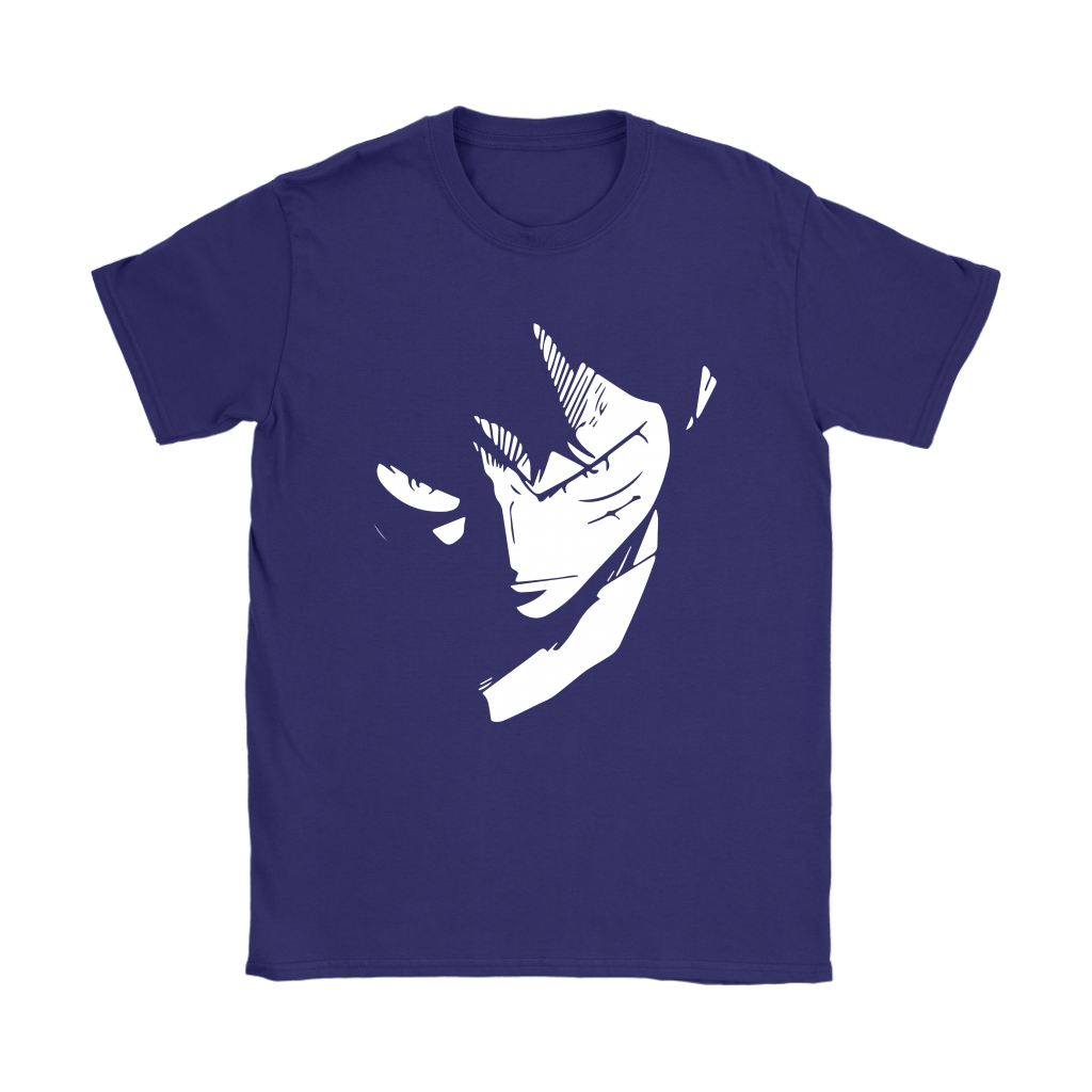 One Piece Serious Luffy Glares Shirts 21