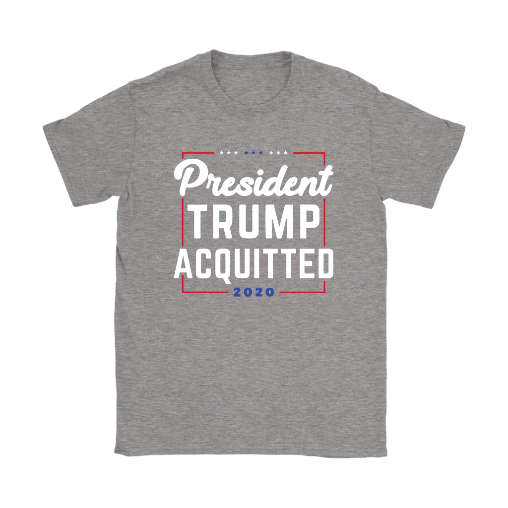 President Trump Acquitted 2020 Donald Trump For President Shirts 14
