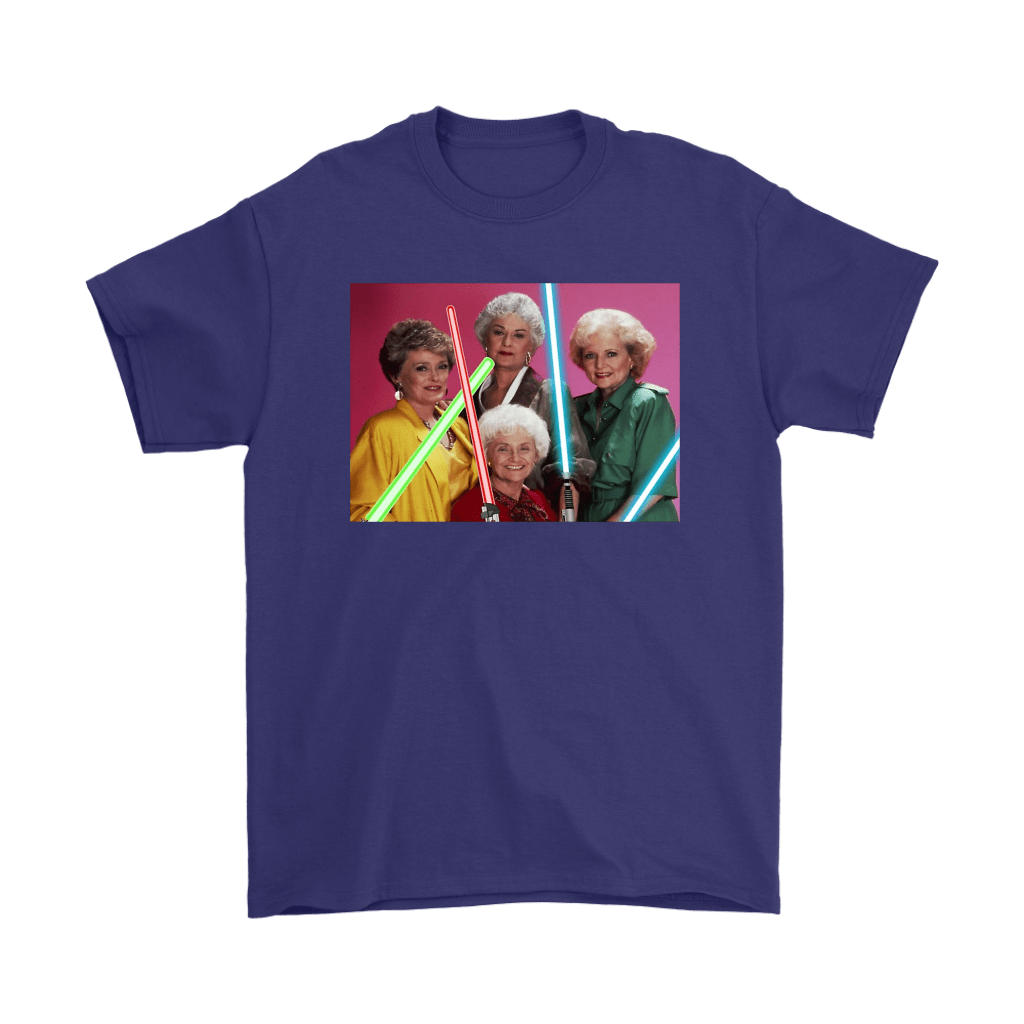 The Golden Girls Star Wars Mashup Shirts 4