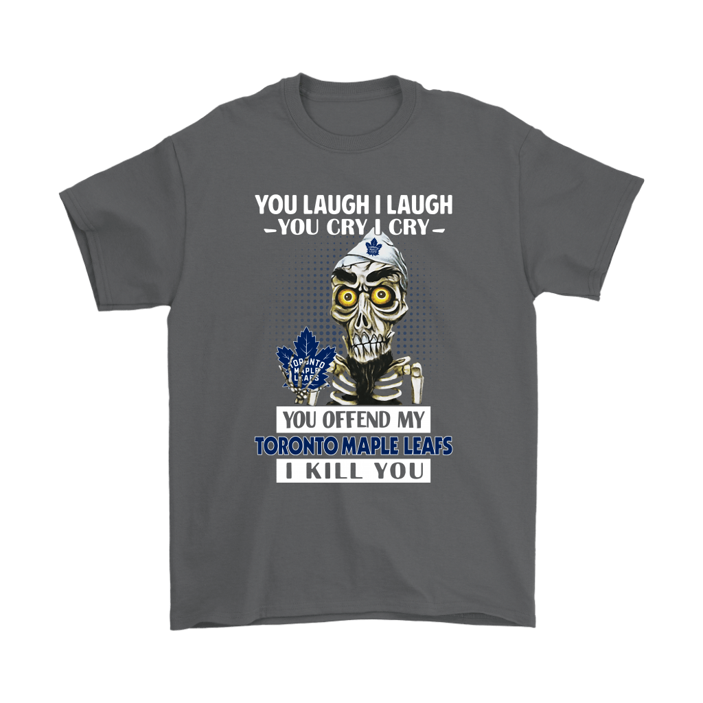 Jeff Dunham Achmed The Dead Terrorist Toronto Maple Leafs NHL Shirts 13