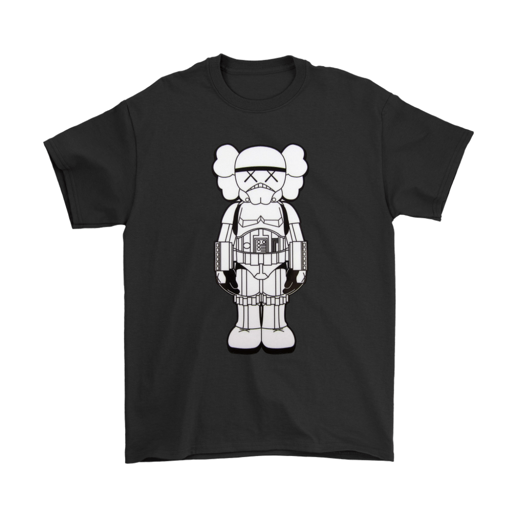 Star Wars Stormtrooper KAWS Shirts 1