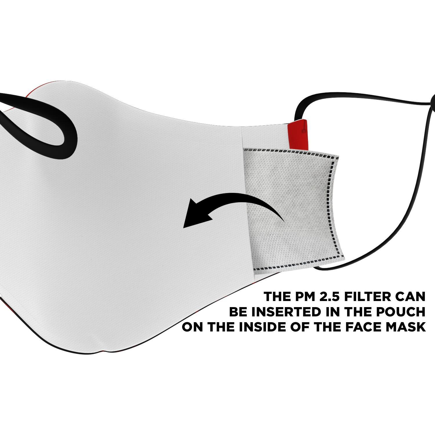 This Is How I Save The World Georgia Bulldogs Face Masks 3