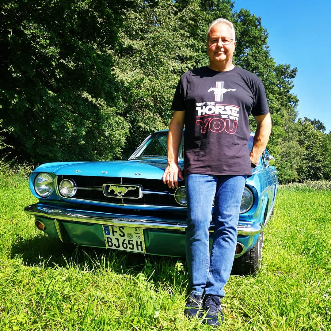 Star Wars May The Horse Be With You Ford Mustang Shirts photo review