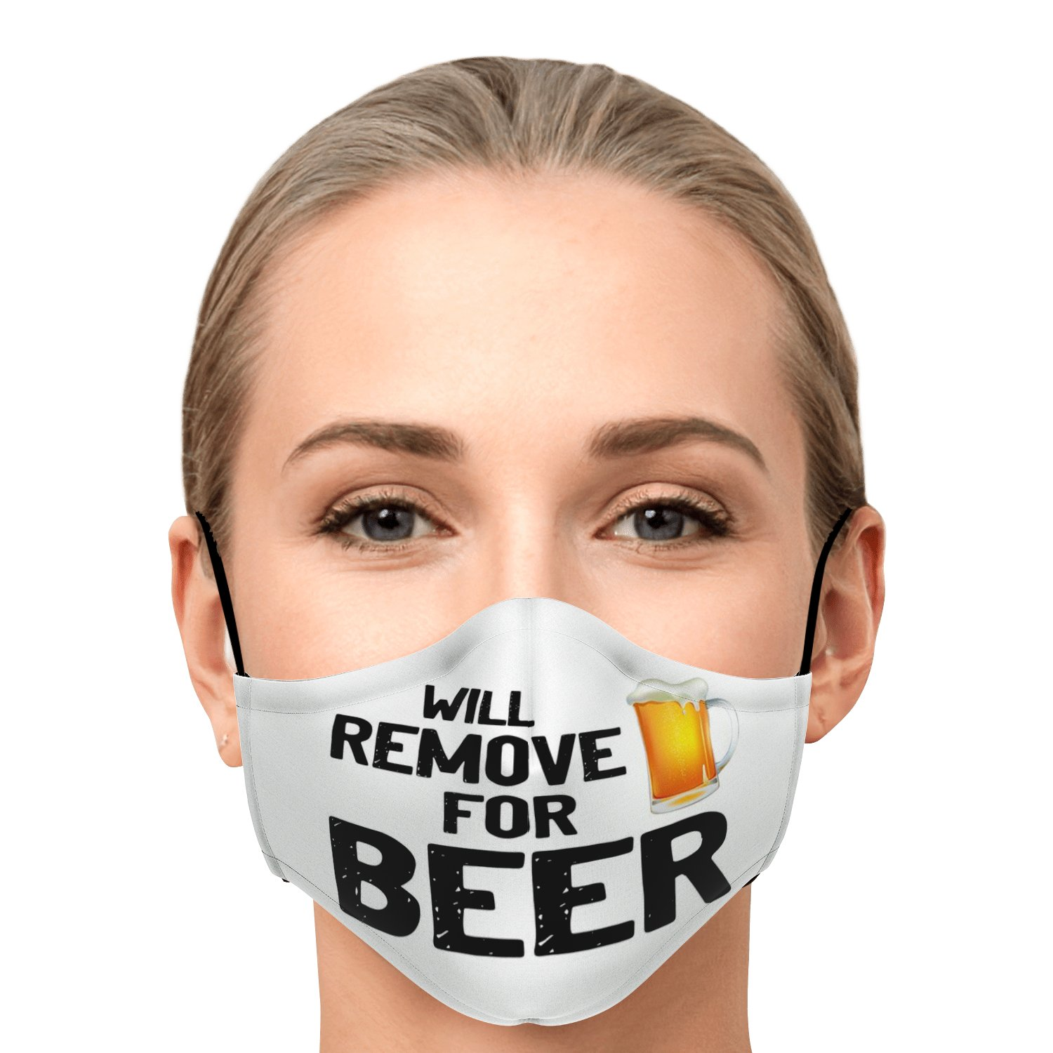 Will Remove For Beer Face Mask 1