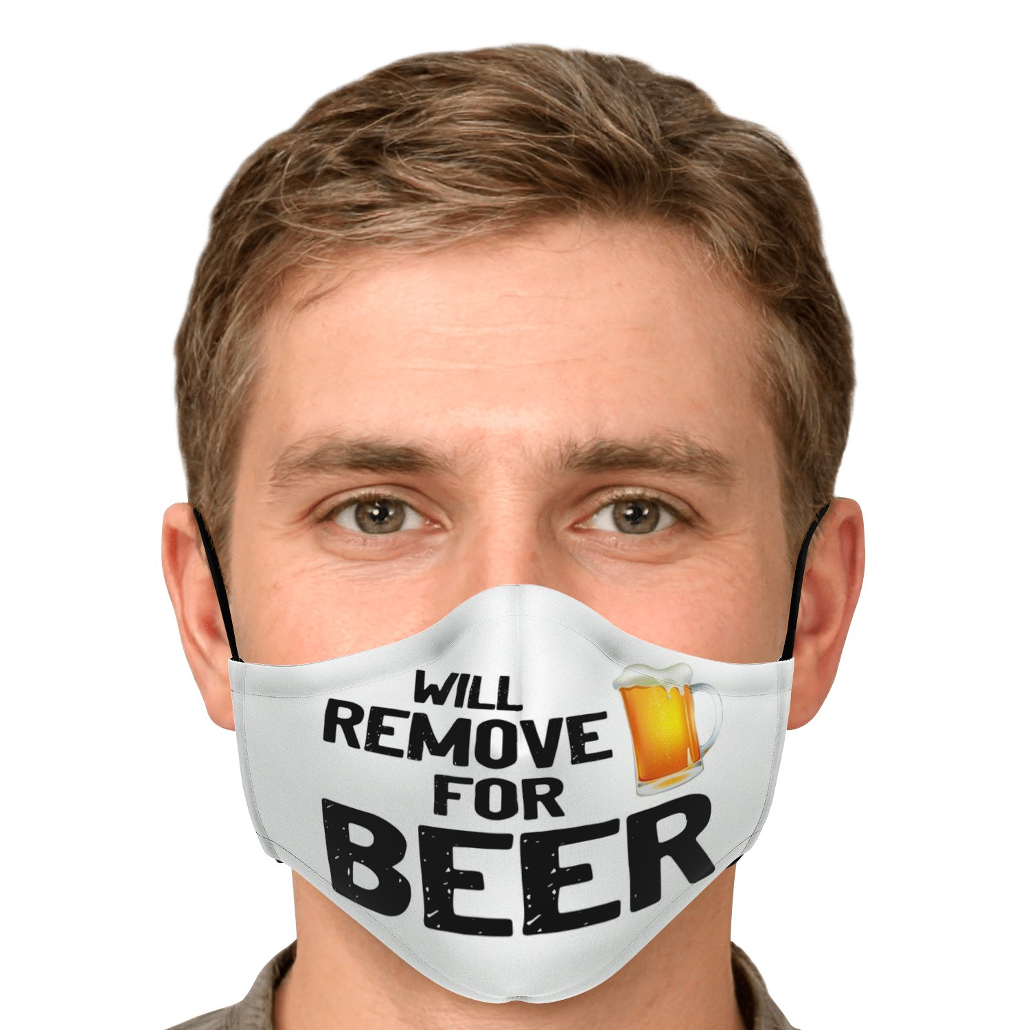Will Remove For Beer Face Mask 5