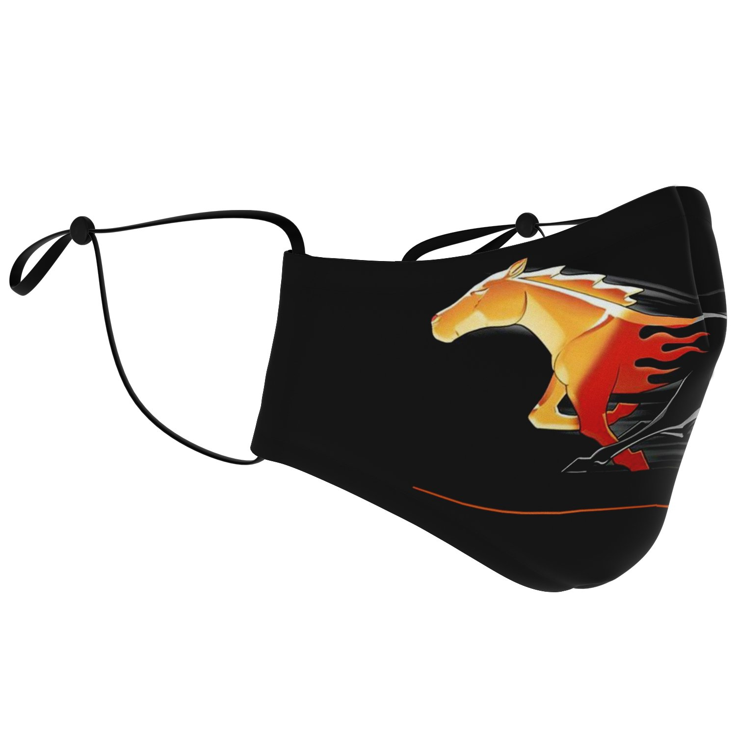 Mustang Face Mask 2