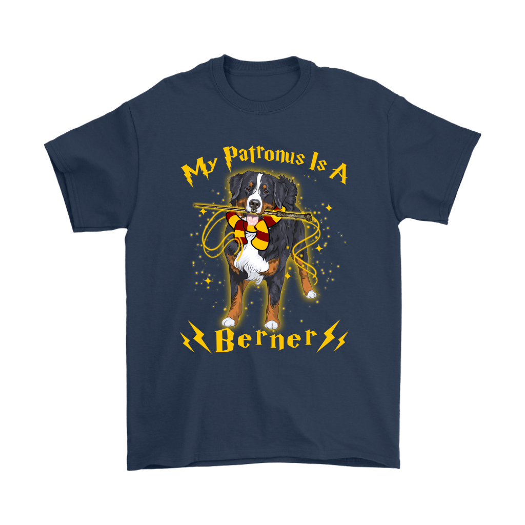 My Patronus Is A Berner Harry Potter Dog Shirts 3