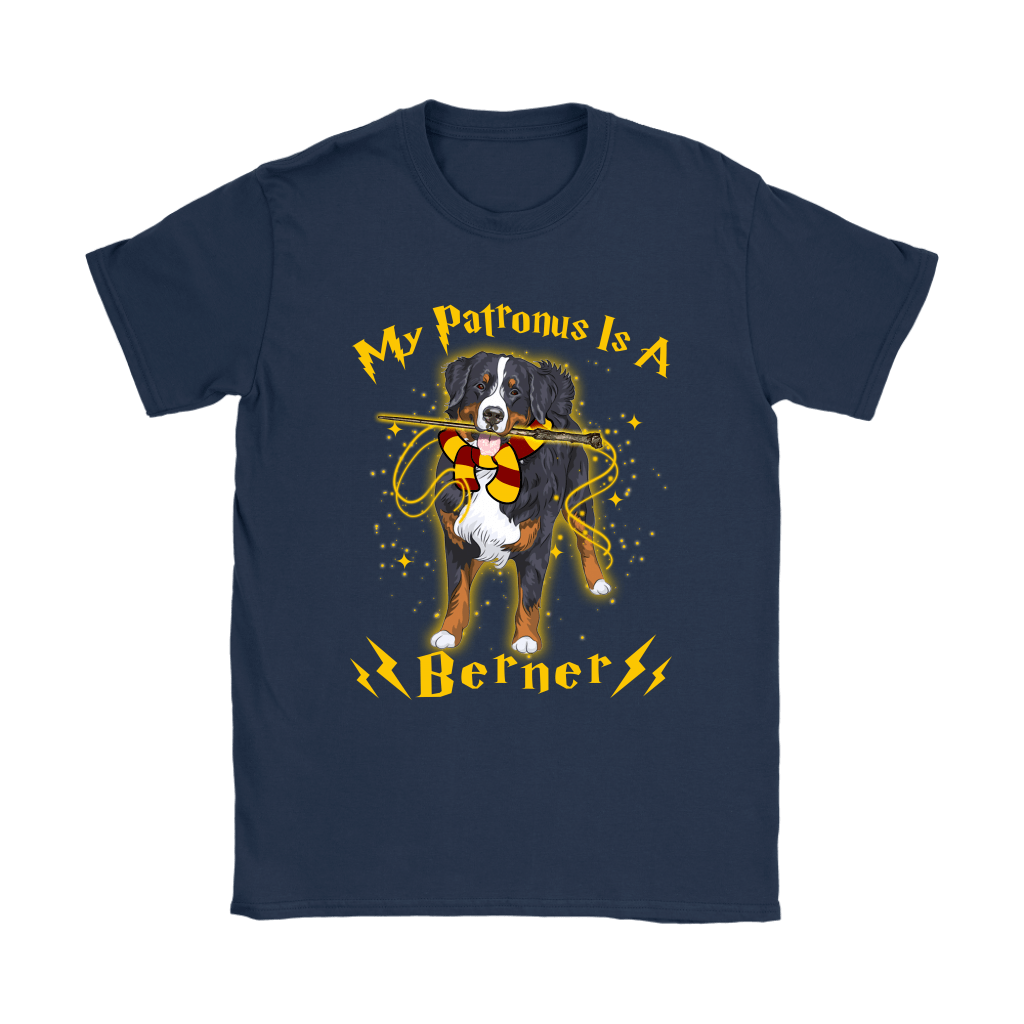 My Patronus Is A Berner Harry Potter Dog Shirts 10