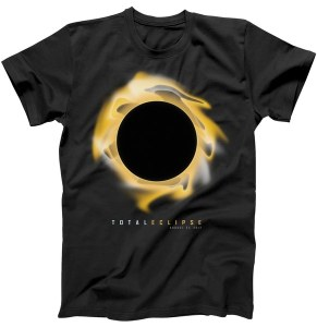 Celestial Total Eclipse 2017 T-Shirt