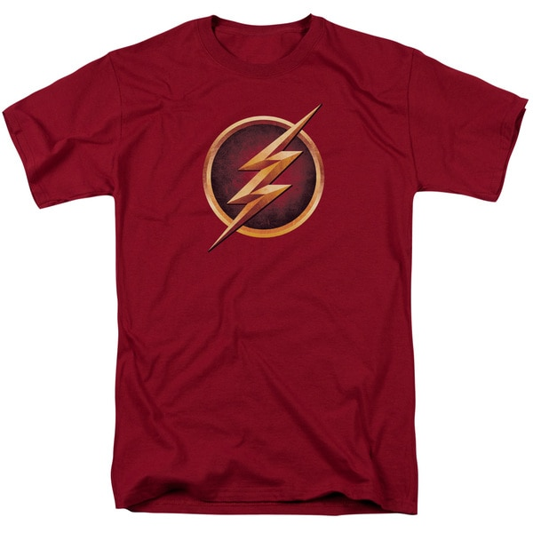 The Flash Chest Logo T-Shirt
