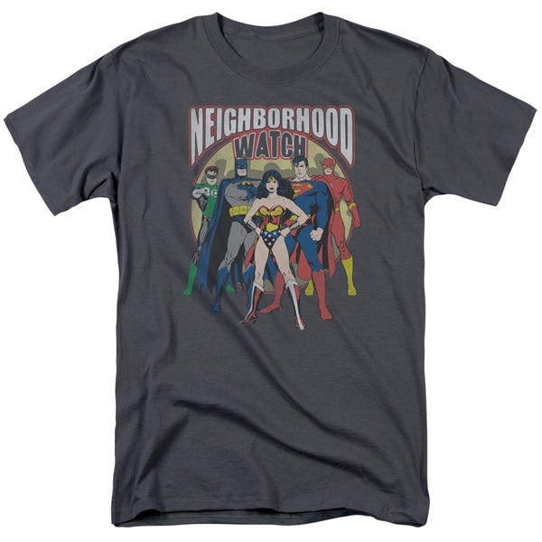 Justice League Neighborhood Watch T-Shirt