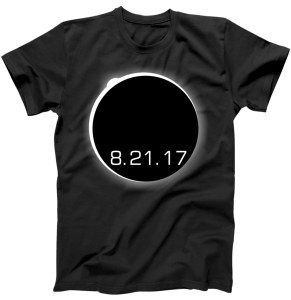 Solar Eclipse August 21st, 2017 T-Shirt