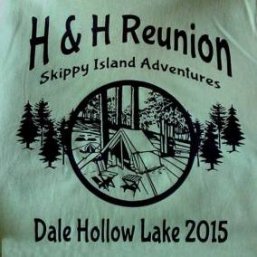 H and H Reunion, Dale Hollow Lake