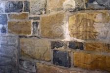 Stanwick Church cross slabs