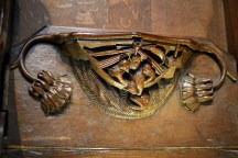 Ripon Misericord iv