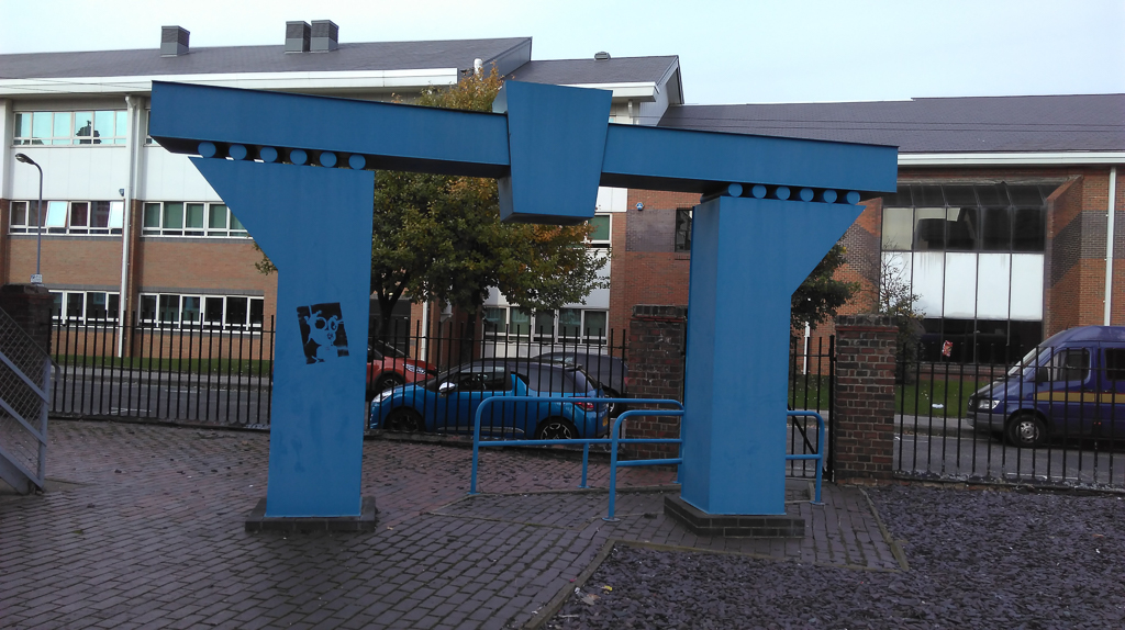 Mechanical Arch Roy Kitchin
