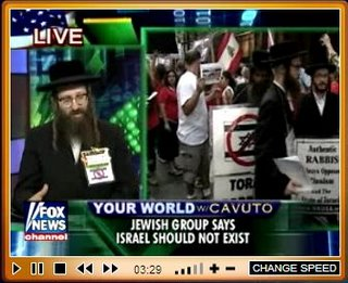 Neil Cavouto's Fox Interview with Rabbi