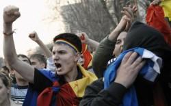 Moldova Revolution