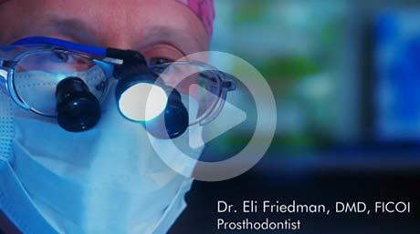 Dr. Friedman Dental Implants Specialist
