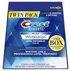 Crest 3D White Professional Effects Whitestrips Teeth Whitening Strips Kit 40…
