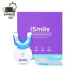 iSmile Teeth Whitening Kit LED Light 35% Carbamide Peroxide 3 3ml Gel Syringes