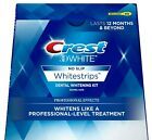 Crest Whitestrips Professional Effects 3D White 20 Strips 10 Treatments, No Box