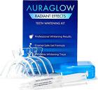 AuraGlow Radiant Effects Teeth Whitening Kit – 35% Carbamide Peroxide – 20 Treat
