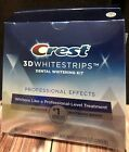 Crest 3D Whitestrips Professional Effects 40 Strips/20 Treatments – EXP 12/2022