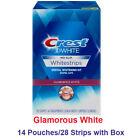 Original 3D White Whitestrips Glamorous White Teeth Whitening No Slip Strips