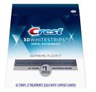 Crest 3D WhiteStrips Supreme Flexfit Teeth Whitening 21 Treatments, Exp 2022