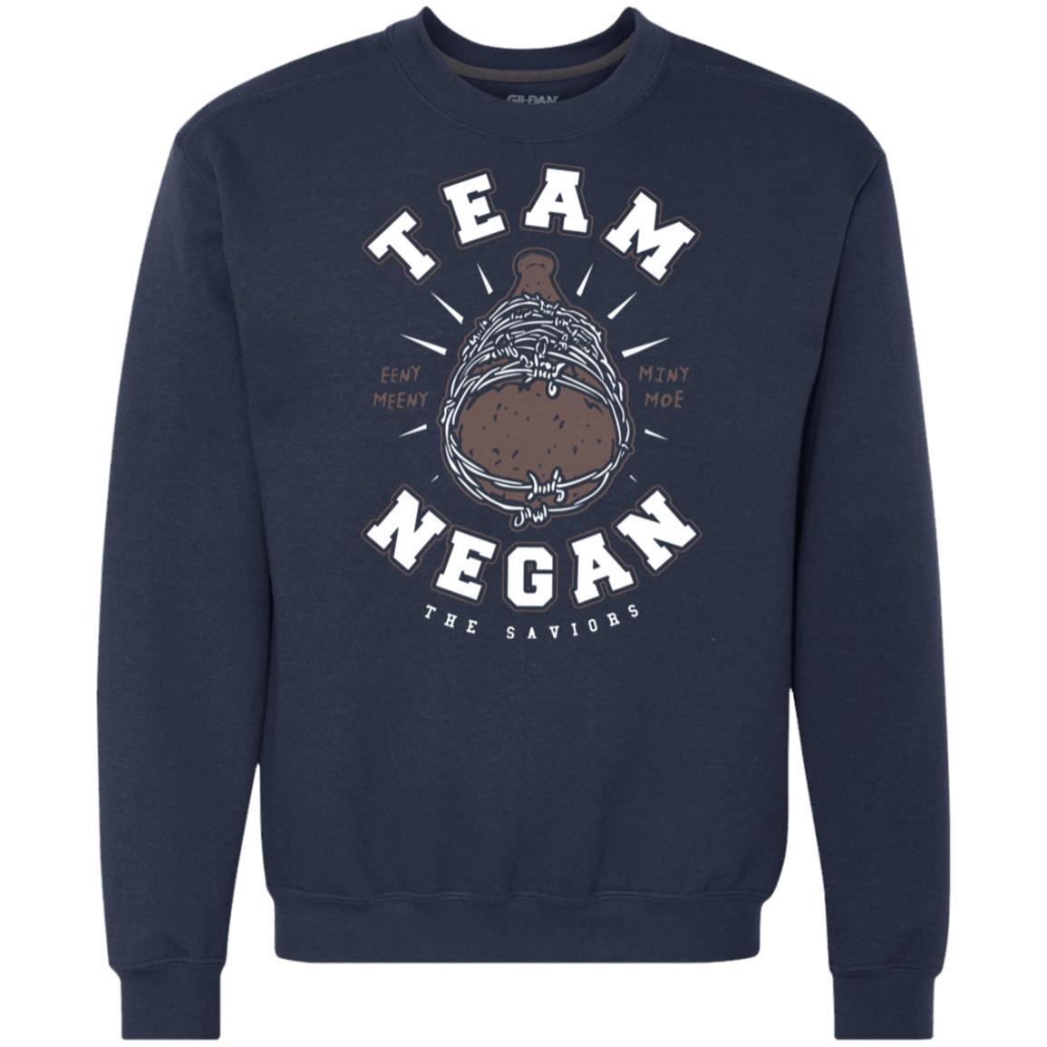 Team Negan The Walking Dead Negan Lucille T shirts Hoodies, Sweatshirts