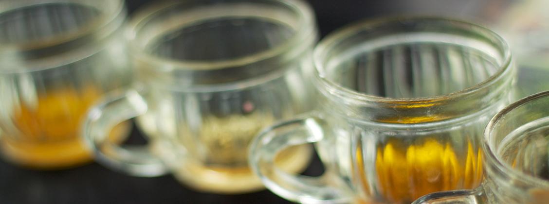 Ginseng-teetä voi juoda huoletta joka päivä.