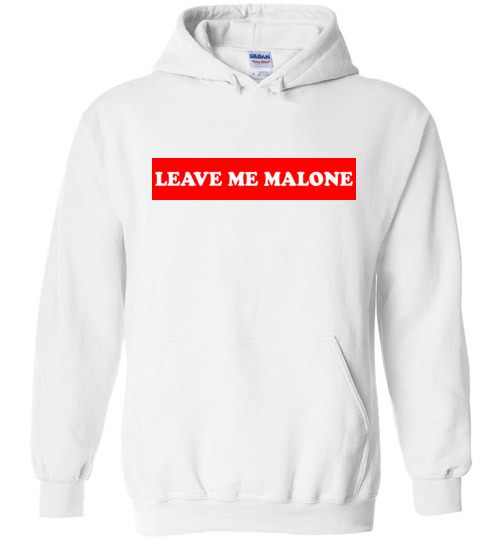 $32.95 – Leave me Malone funny Maleficent Hoodie
